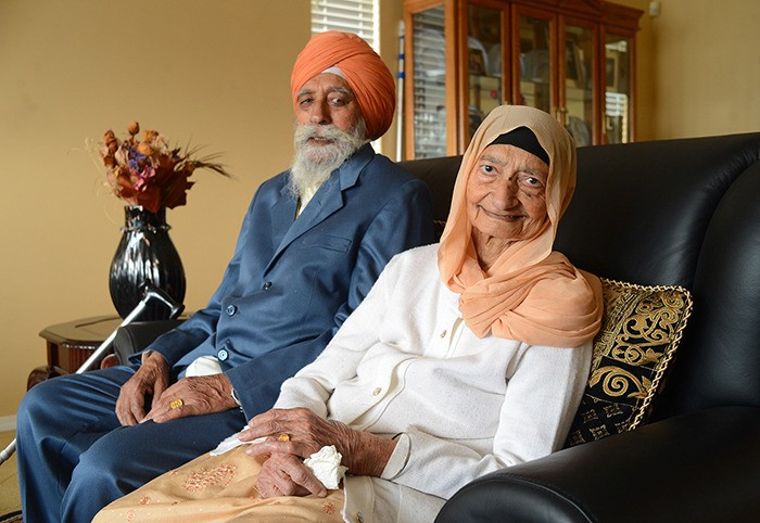 Eighty years: A couple's lasting love – Peace Arch News