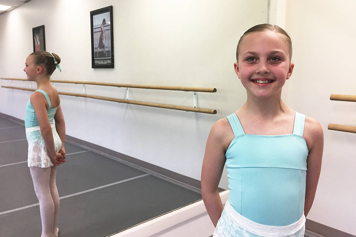 VIDEO: Surrey girl dances her way to New York City for summer