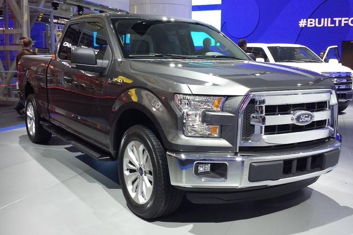 Ford recalls 340K F-150 trucks in Canada due to seatbelt