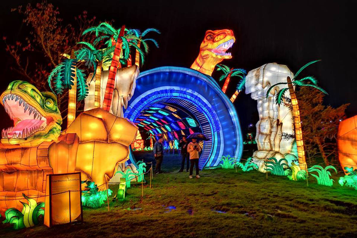 Cloverdale lantern festival still closed two months after