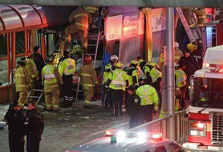 Police release driver after three killed, 23 hurt in Ottawa