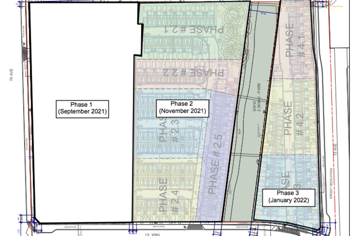 Surrey council OKs two dense housing projects in Clayton – Peace