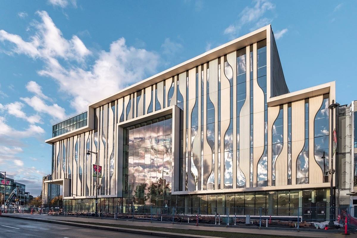 SFU unveils campus expansion in Surrey for clean tech studies