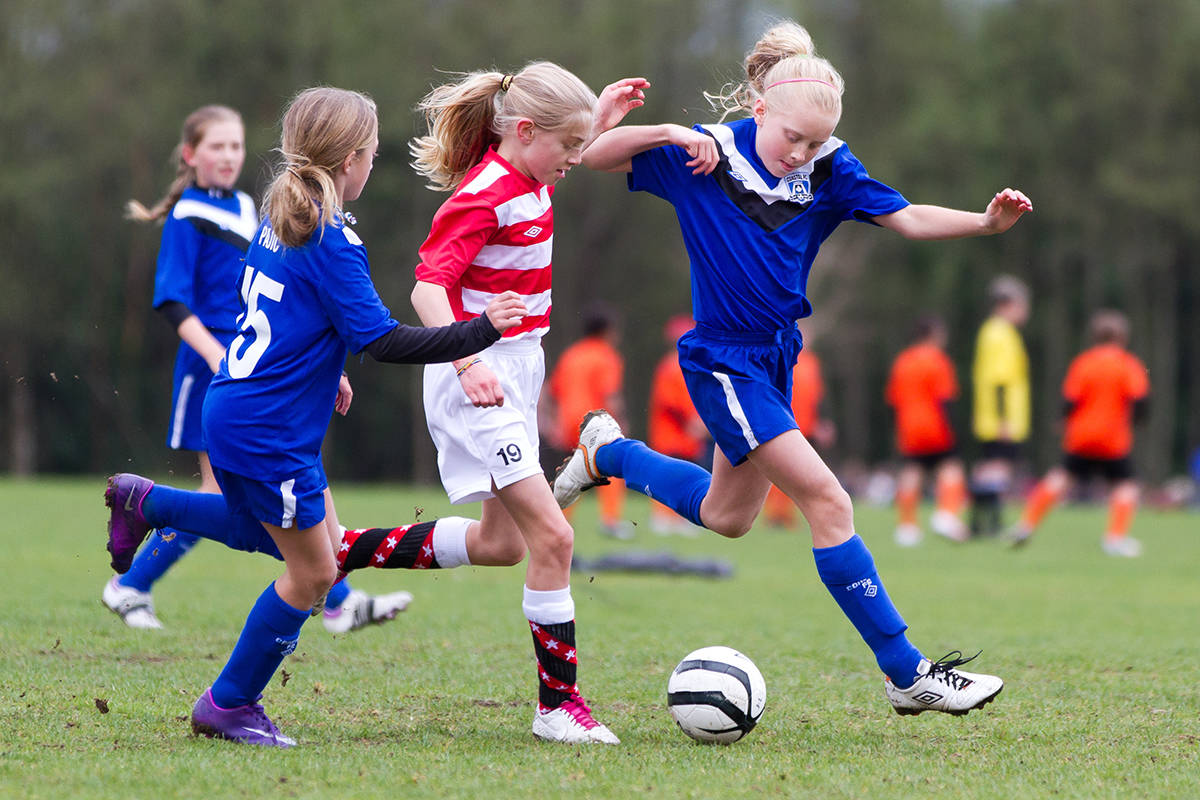Should Kids Be Allowed To Play Soccer >> Funding Of 2 5m To Get More Under Represented Kids Playing Sports