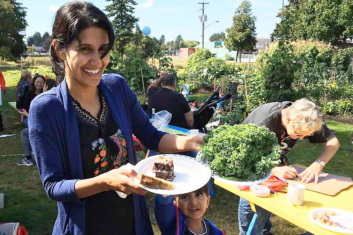 Newton's PLOT sharing garden hopes to grow with 'Mishmash Bash'