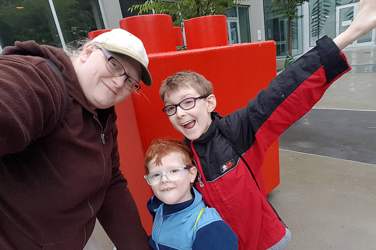 Surrey mom still awaiting decision in fight to keep son's EA, as school year looms