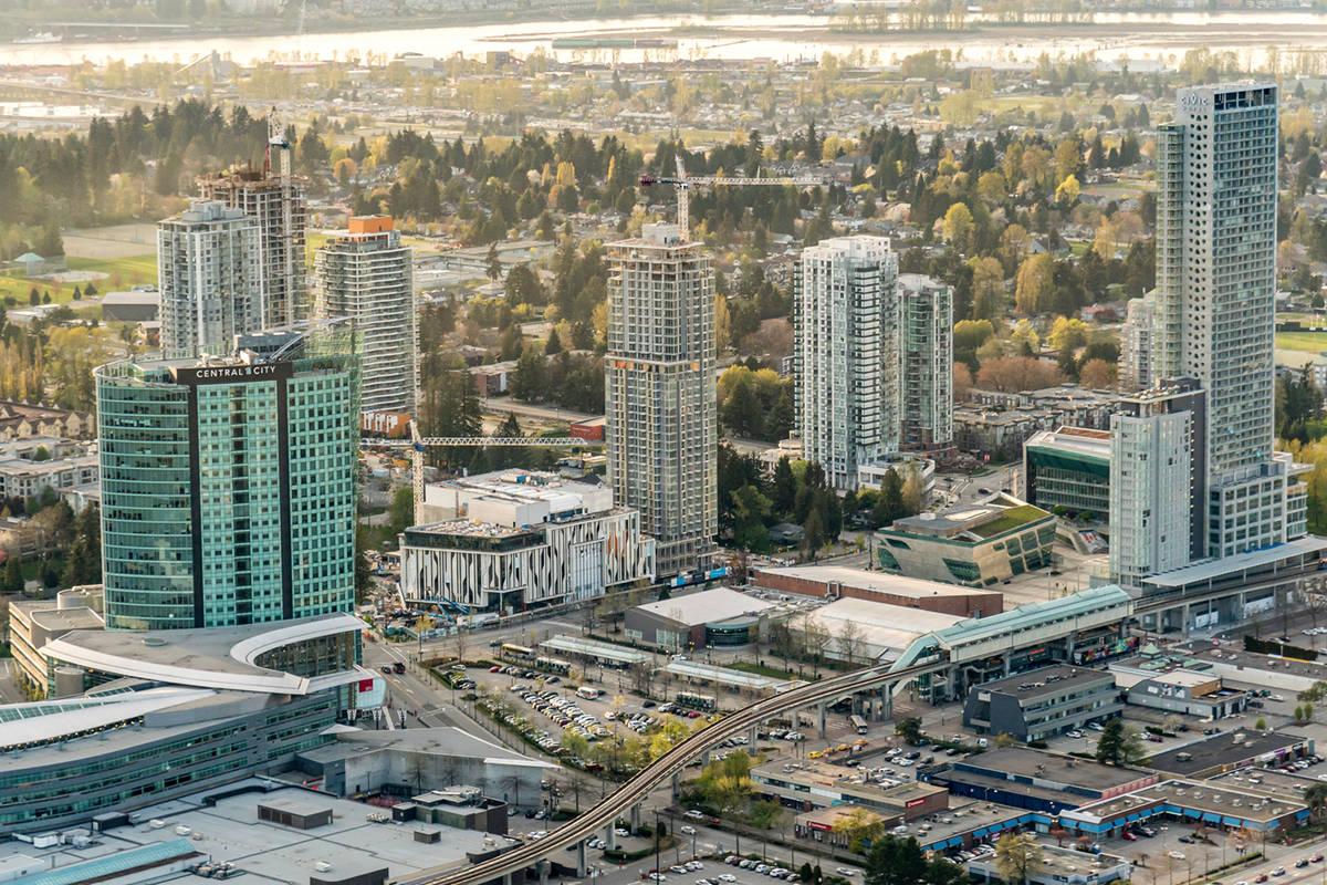 New survey aims to create a 'vibrant downtown that all of Surrey can be proud of'