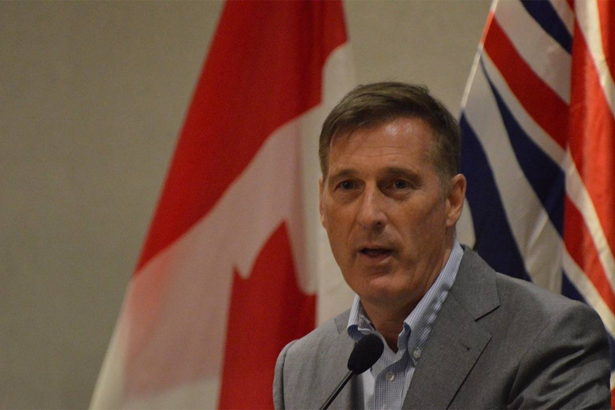 People's Party of Canada not finished, defeated Surrey candidate says