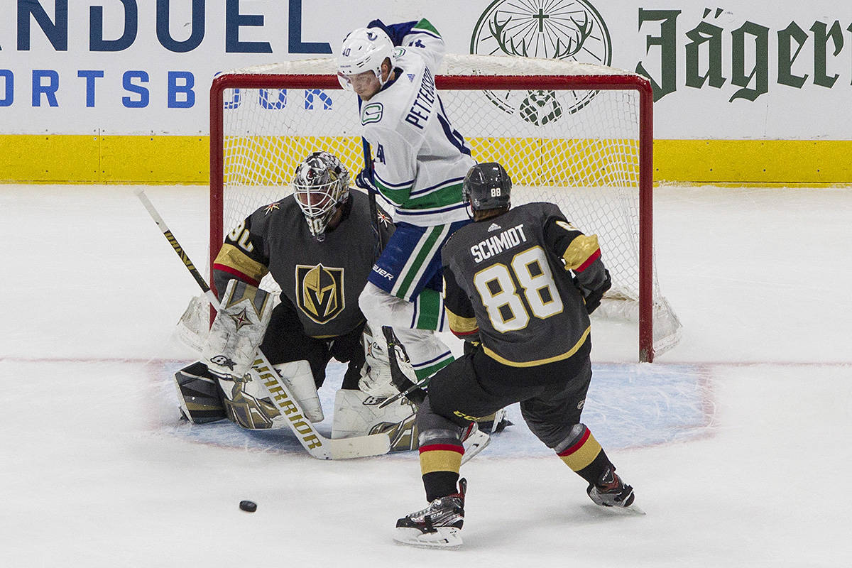 Canucks Acquire Defenceman Nate Schmidt From Vegas For 2022 Third Round Pick Peace Arch News