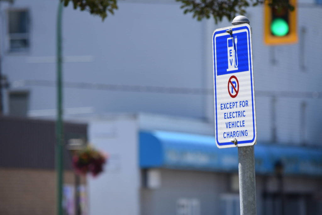 40 electric vehicle charging stations planned for Surrey - Peace Arch News