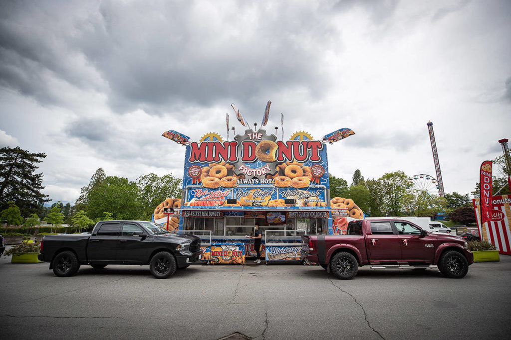 Drive-thru food truck fest coming to North Surrey Secondary lot - Peace Arch News