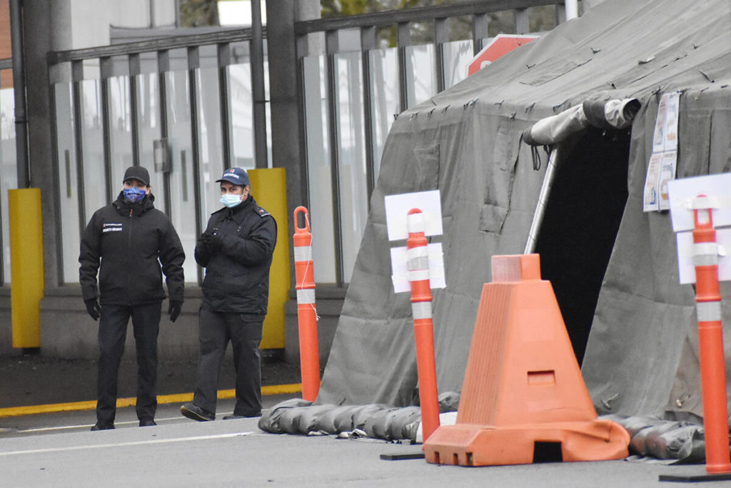South Surrey man says Canada border rules unfair for those not 'tech savvy' - Peace Arch News