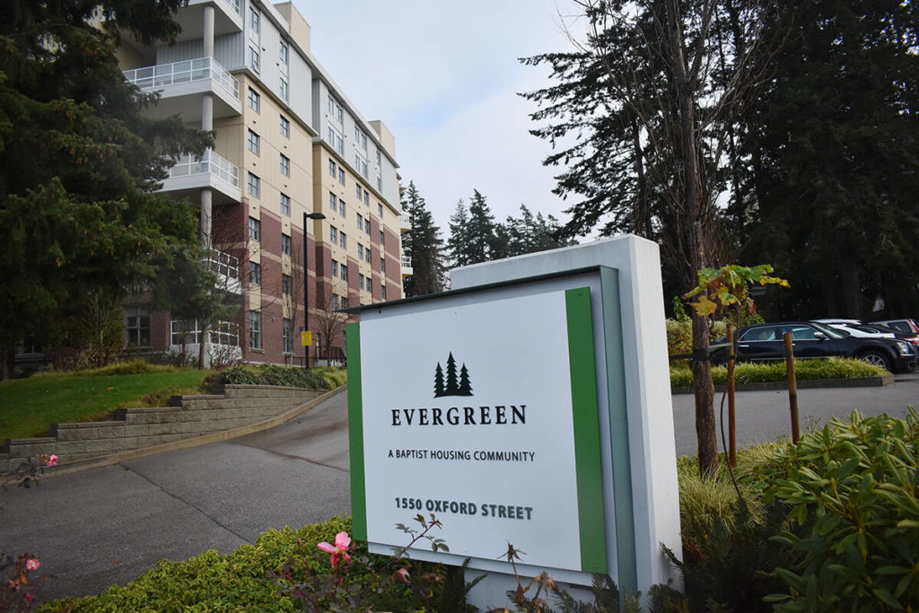 COVID-19 outbreak at White Rock's Evergreen Manor: resident - Peace Arch News
